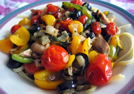 Linguine-with-Peppers-and-Roasted-Cherry-Tomatoes_resized