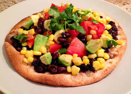 The Kids Cook Monday: Black Bean Tostadas - The Family Cooks & The ...