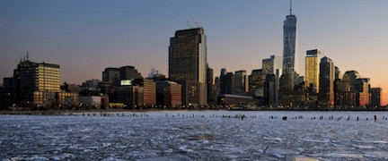 Polar Vortex Weather System Brings Artic Temperatures Across Wide Swath Of U.S.