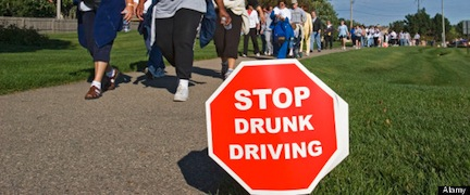 March Against Drunk Driving