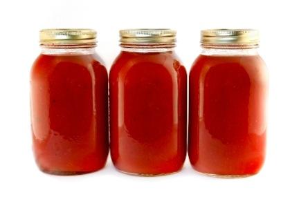 tomatosaucejars